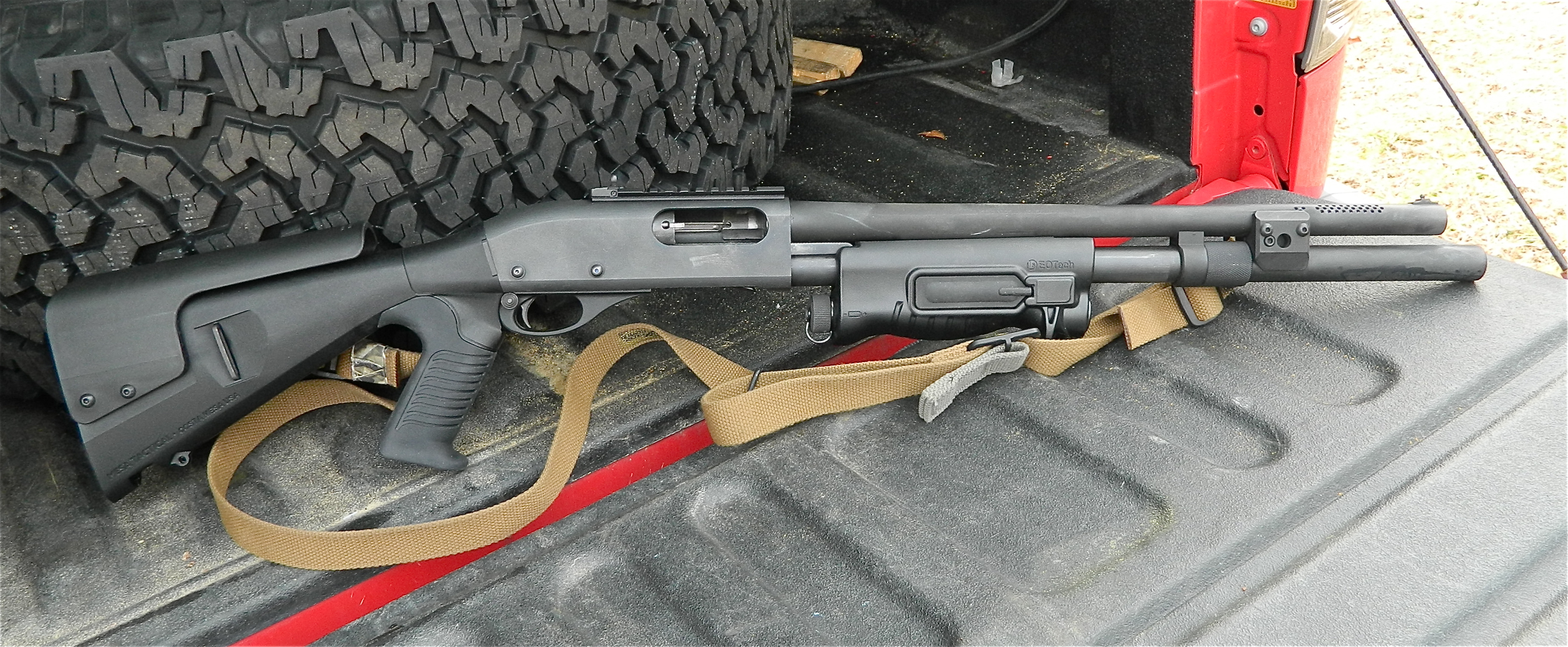 Benelli m2 tactical reviews - Benelli M2 Tactical Reviews 43