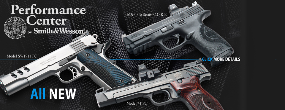 Smith and wesson model