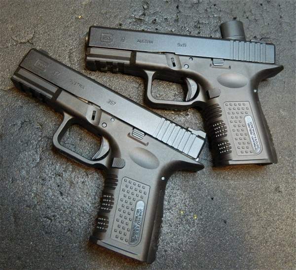Mid Sized Timberwolf Frames for Glock   Modern Service Weapons