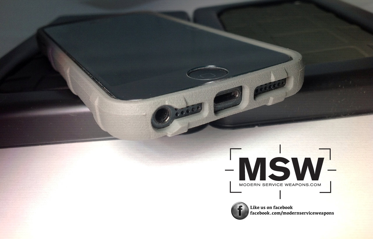 huge discount 0d3d1 981c2 Review: MagPul iPhone 5 Field Case | Modern Service Weapons