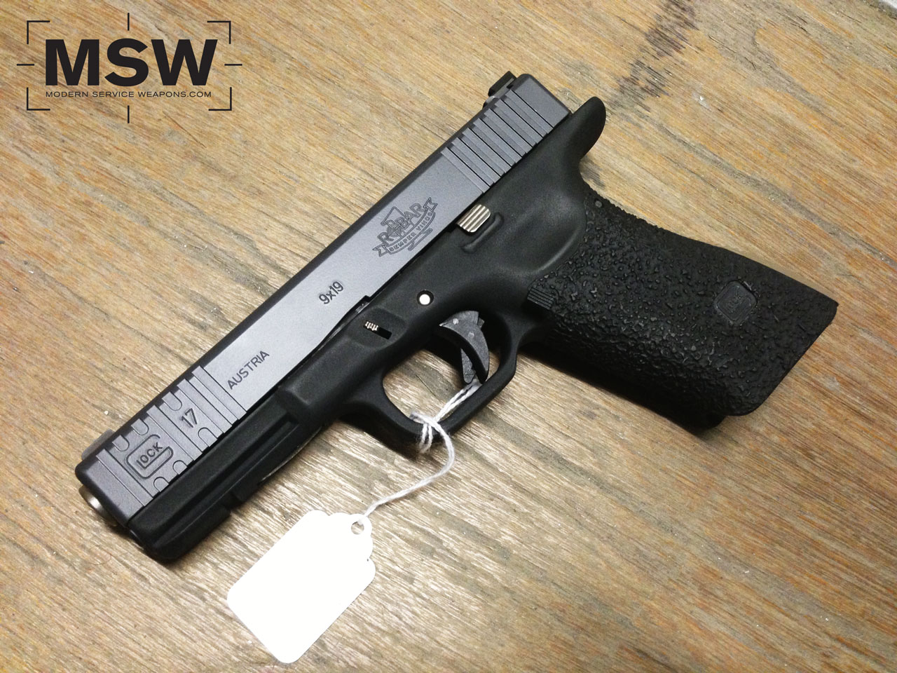 Glock 30 Custom Slide Customized glock 17 by robarGlock 30 Custom Slide