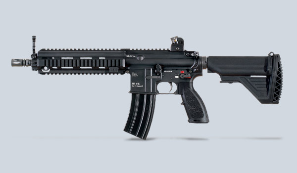 The HK 416. Do you need one?
