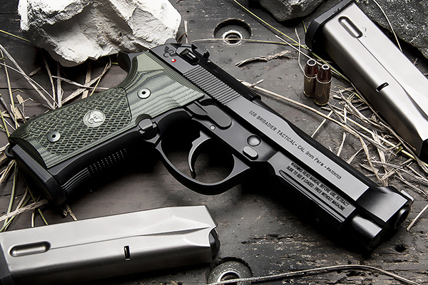 The Beretta 92G is BACK!!!!!!!