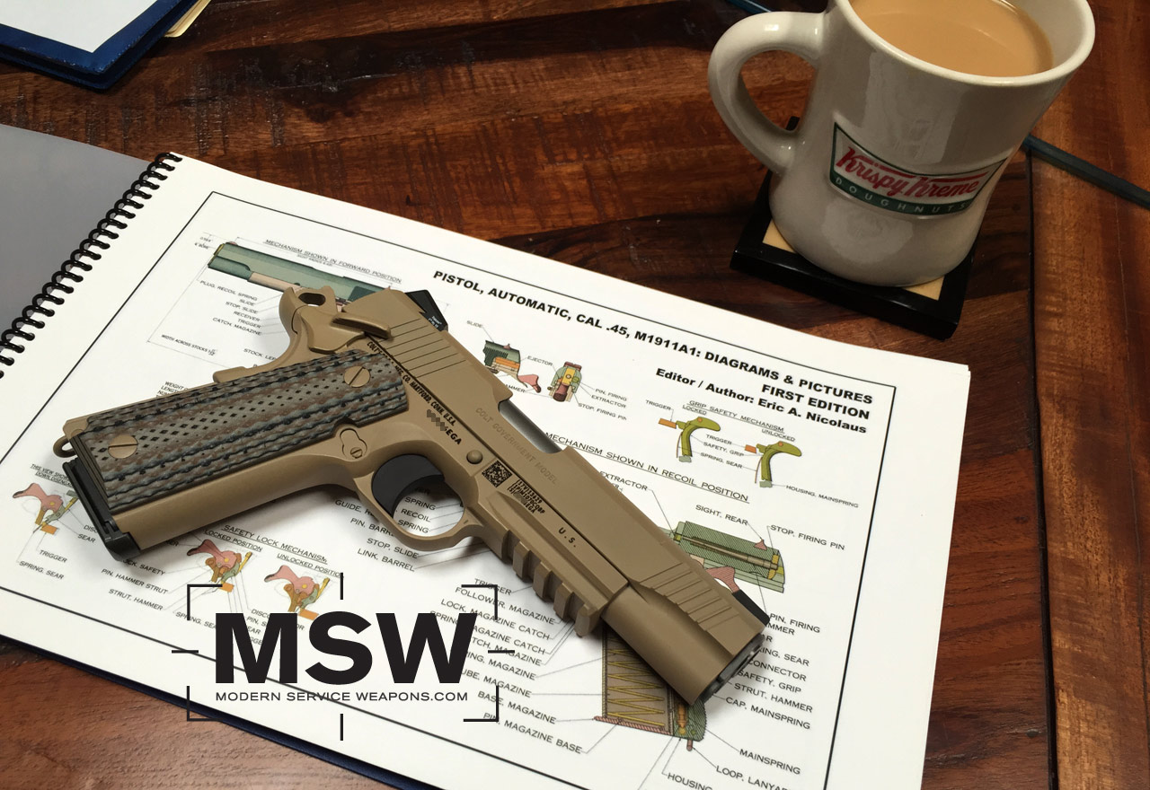 1911 | Modern Service Weapons
