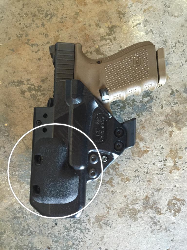 Need help choosing AIWB holster: Fricke Archangel, INCOG or