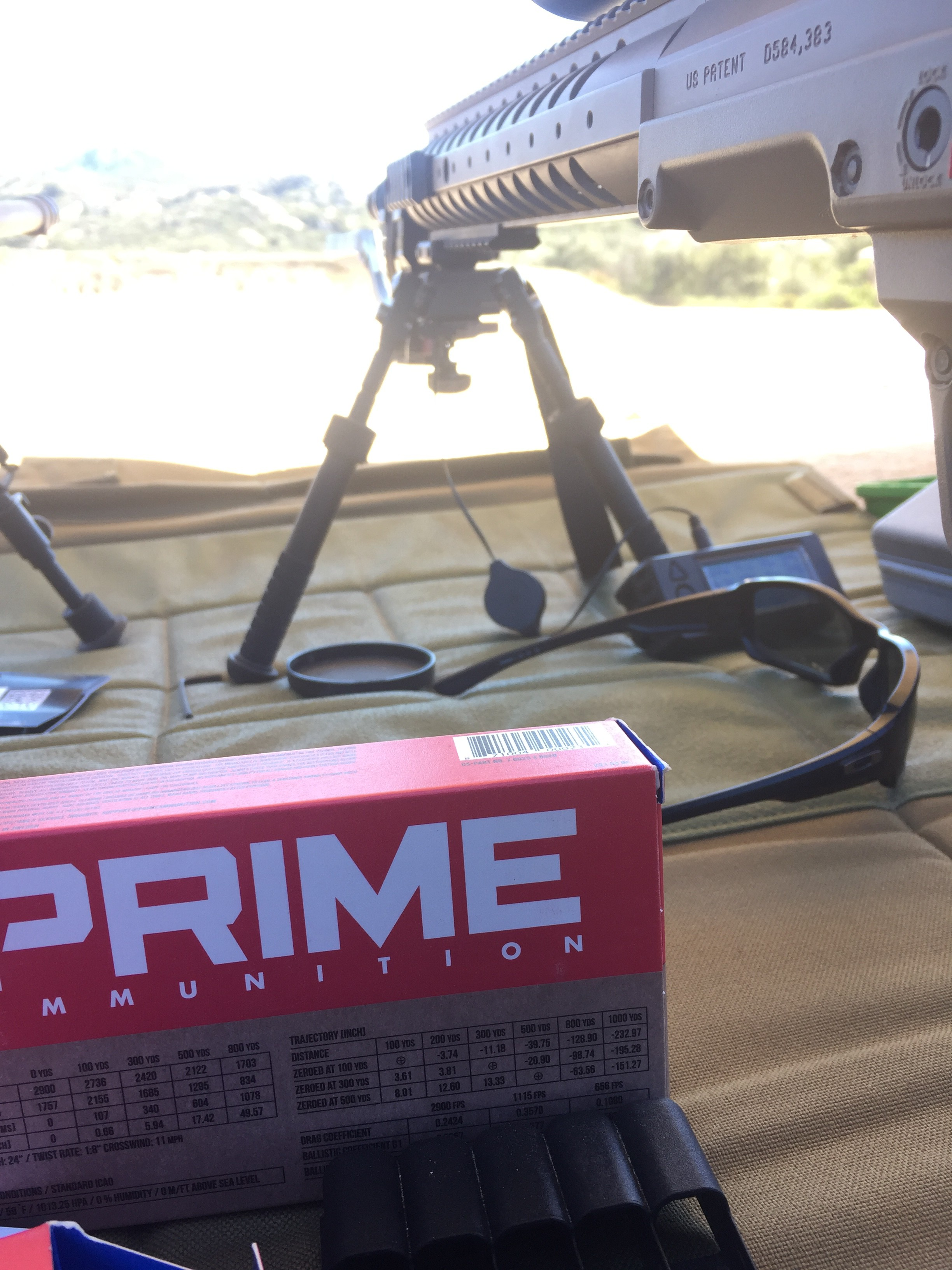 Prime Ammo may be new to the game but the ammunition inside the box is from a well known company.